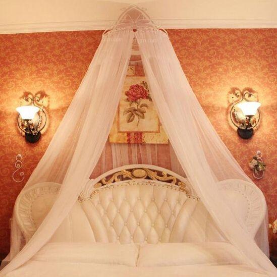 四居室韩式风格卧室软装