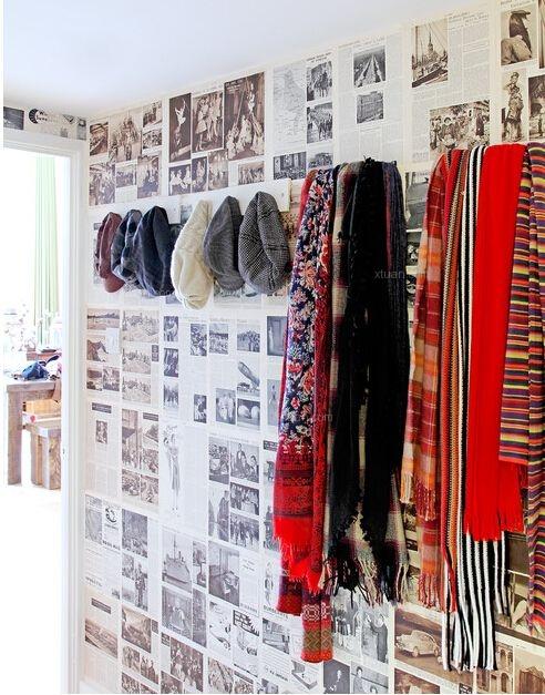 三居室衣帽间