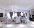 升禾绿城世界-186平米-简约欧式风格-装修设计