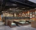 赛博广场一哥三汁焖锅餐厅装修设计