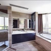 阳光台365三居室简约装修效果图