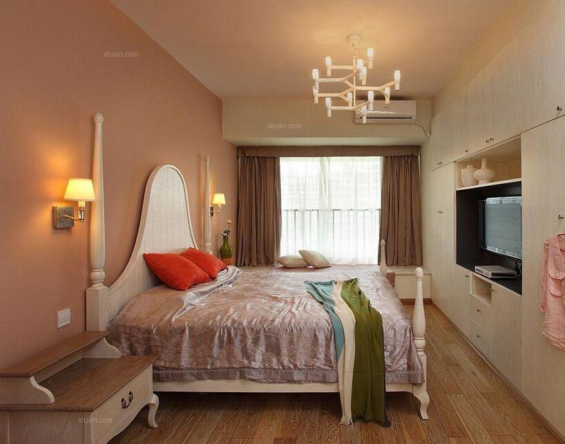 四居室现代简约婚房