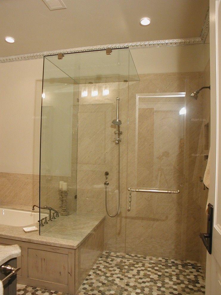 大户型古典风格浴室