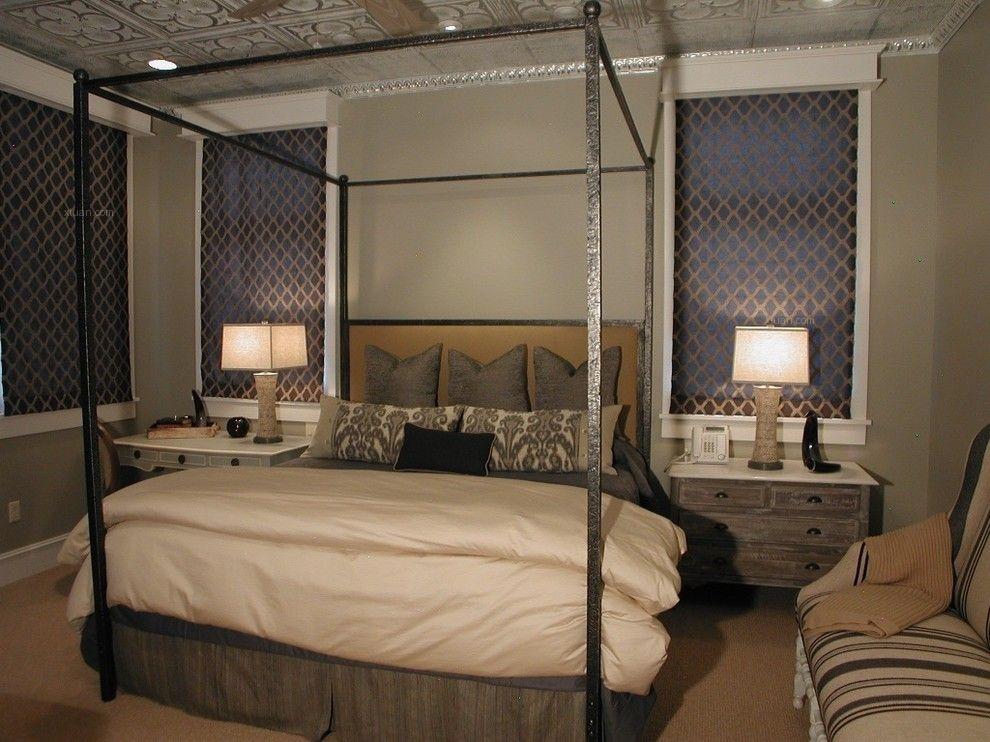 大户型古典风格卧室