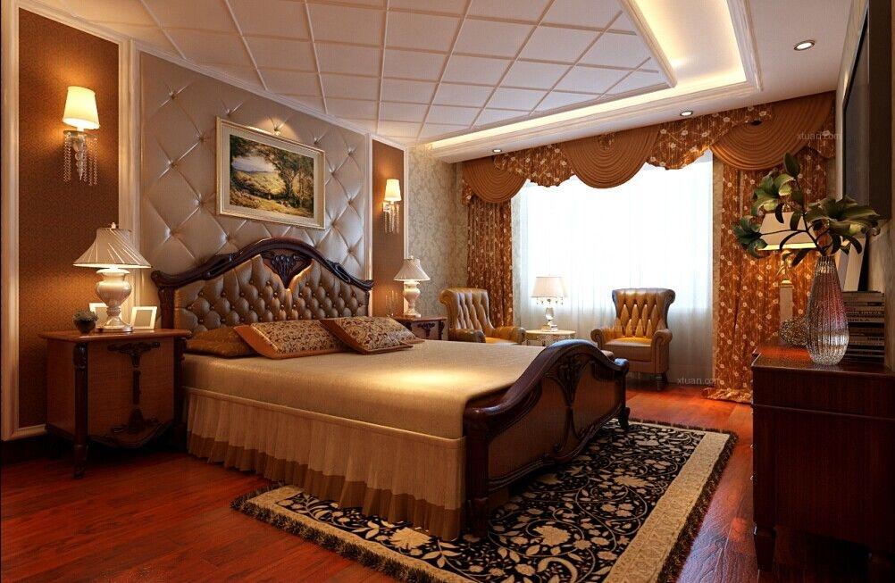 北坞嘉园156平米欧式古典风格沉醉奢华