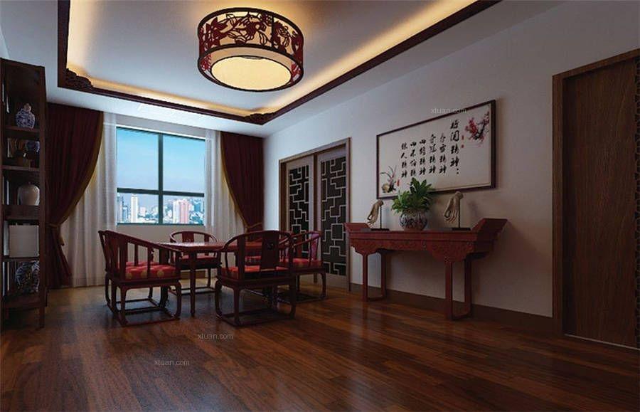 古韵香自来——中式别墅设计