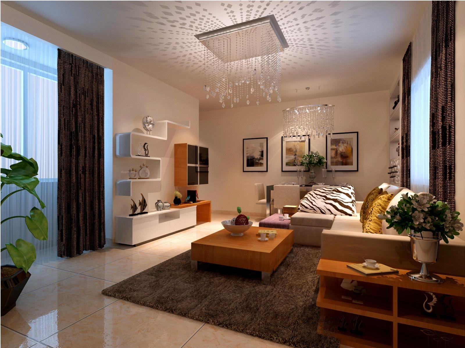 广州装修,三房12.5万三代同堂现代简约三房