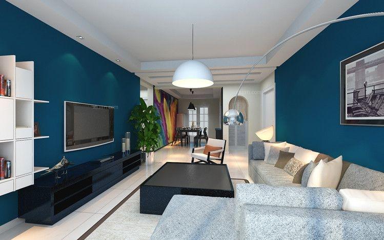 三室两厅简约风格客厅