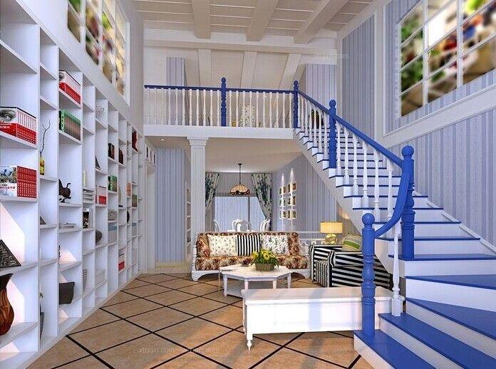 两居室美式风格阁楼