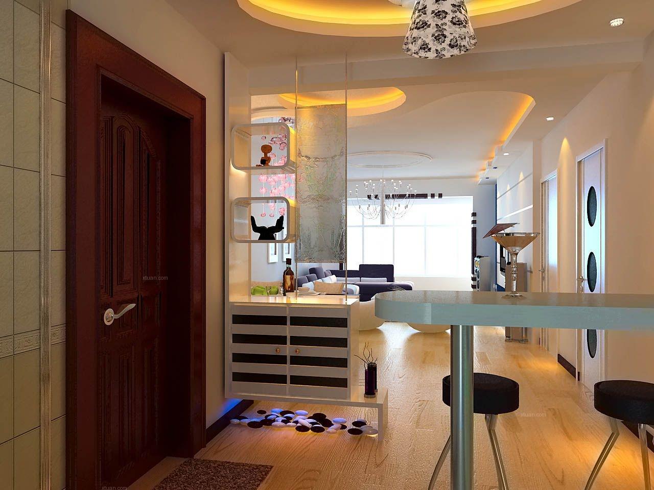 尚品家园1室1厅现代