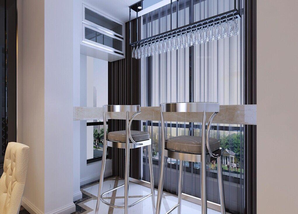 三居室欧式风格阳台