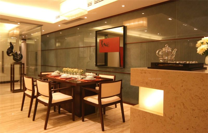 北京雅致中式四合院設計