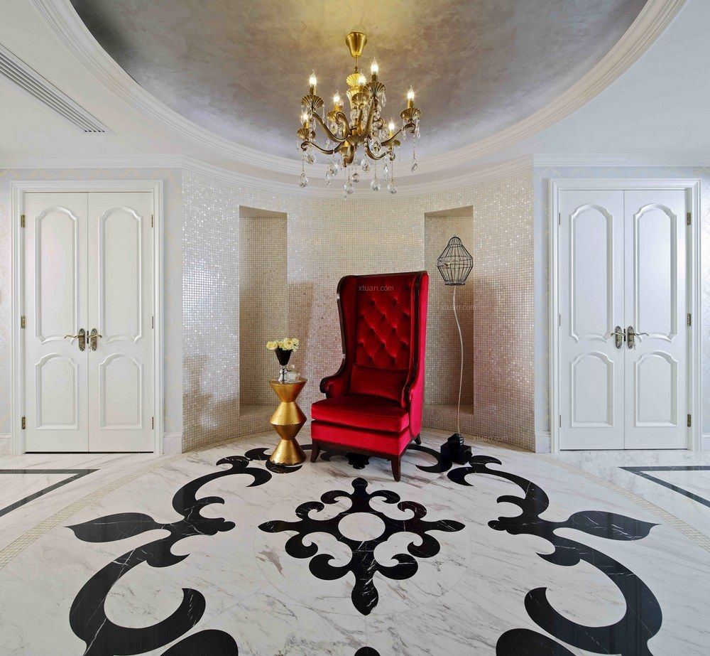 尚层装饰西山壹号院280平米简约风格装修案例