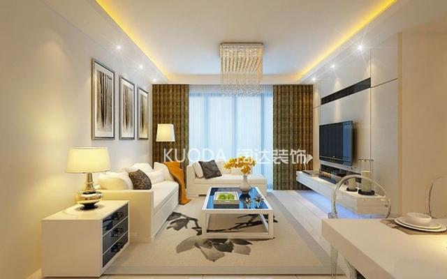 盘龙区广基锦悦四季136平方米现代风格中户型9.1万元