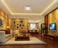 广电总局-150平-新中式风格装修设计案例