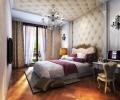 褐石园-150平复式-新古典装修设计案例