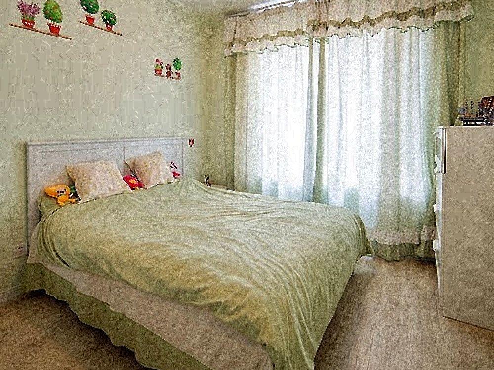 龙湖时代天街A1户型 2室2厅1卫1厨 77 田园