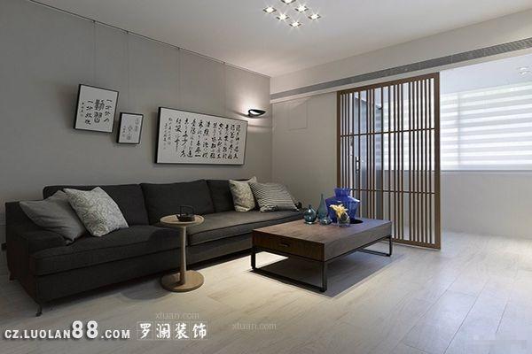95.7平米新中式老屋翻新