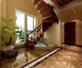 保利海上五月花104+阁楼东南亚风格设计