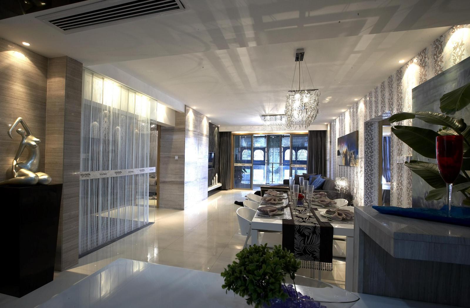 三室一厅地中海风格餐厅厨具