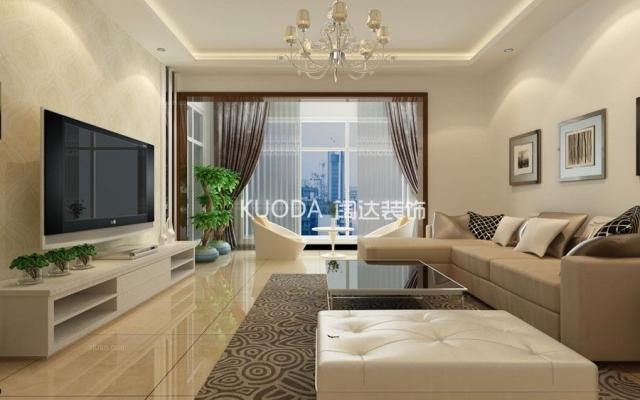 盘龙区金呈北泰160平方米现代风格中户型11.5万元