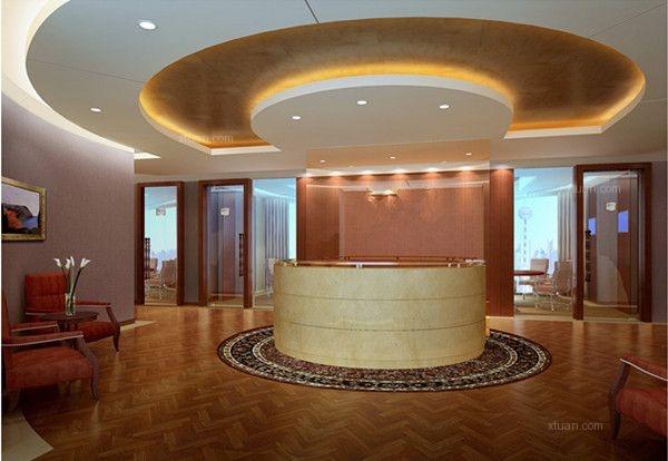 创意办公室空间装修设计