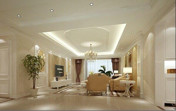38万打造三口之家法式典雅浪漫别墅
