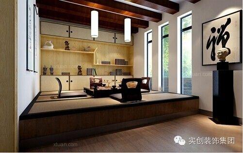 怀柔新新小镇388平米别墅贴近大自然的设计