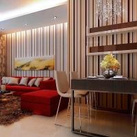 96平二居室现代简约婚房装修效果图