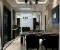 中海寰宇天下-5.8打造3居室后现代风格
