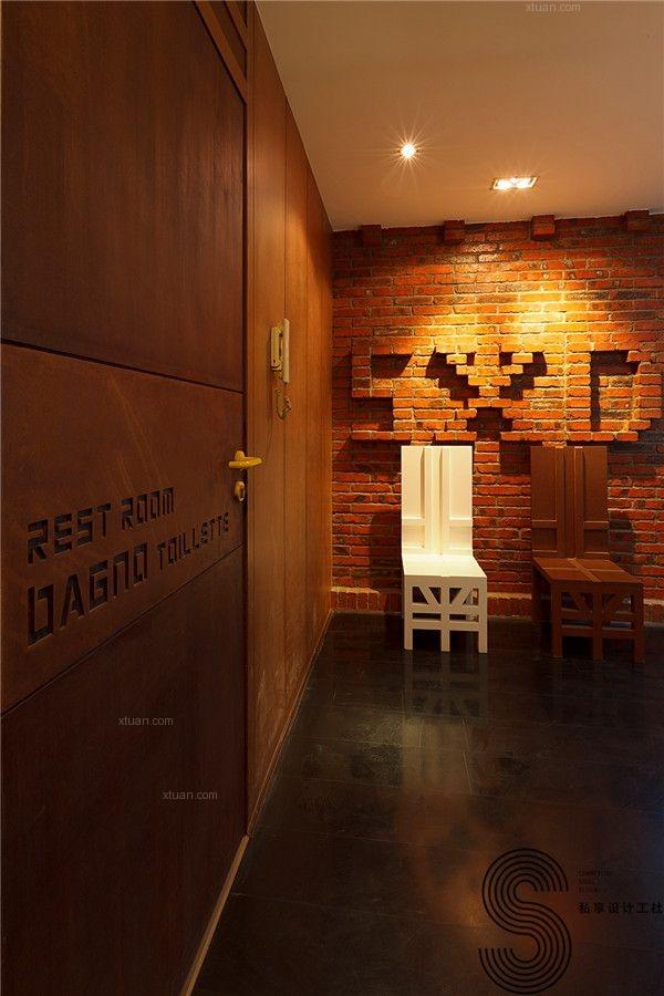 成都办公室装修设计—成都私享办公室设计案例