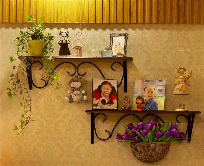大户型美式风格儿童房