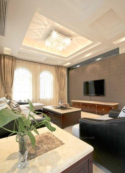 四居室现代简约卧室软装