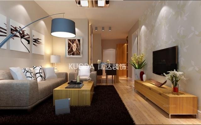 盘龙区广基锦悦四季81平方米现代风格中户型5.3万元