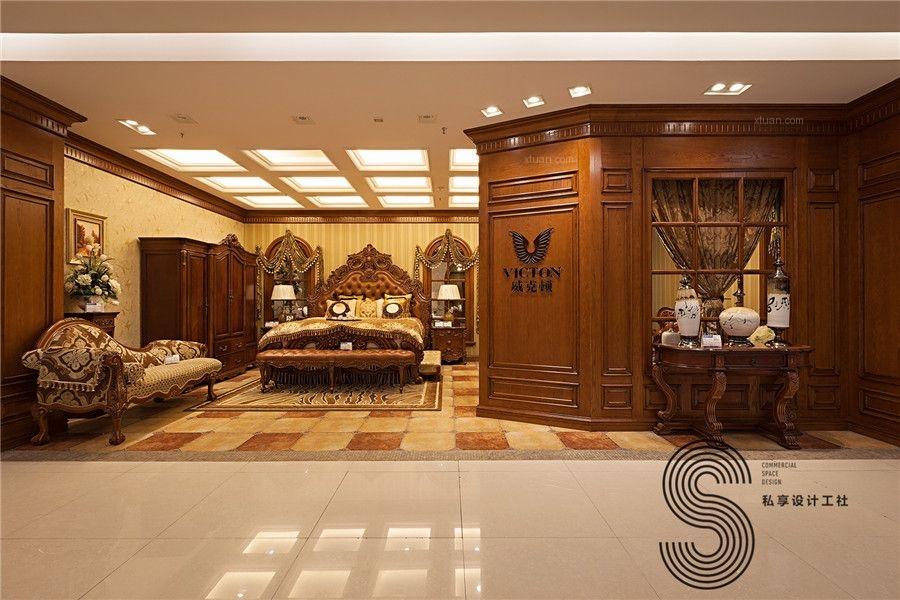 成都最好的商铺设计公司—(成都私享设计工社)威客顿整体家居定