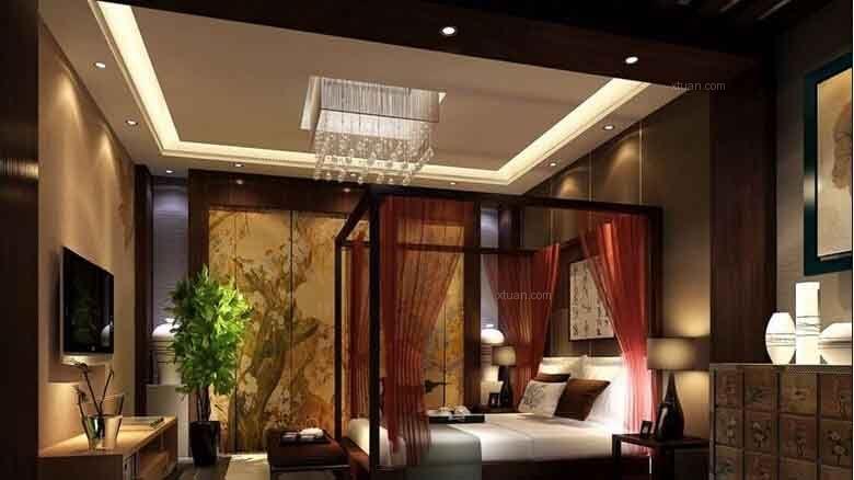 新中式酒店装修