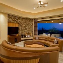 三居室设计图