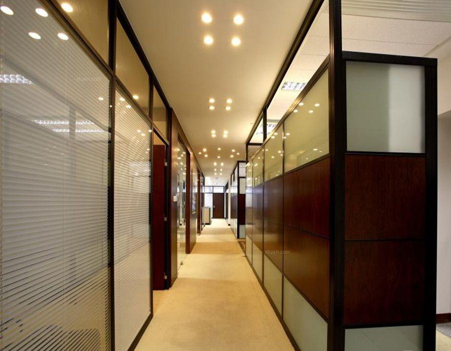 现代风格办公室