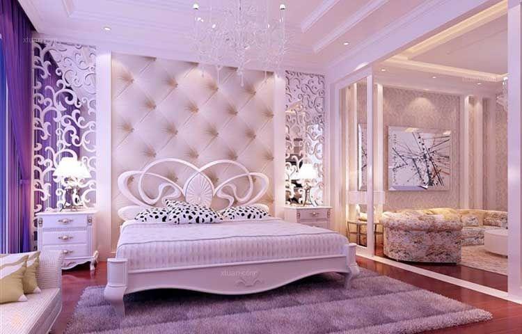 大户型欧式风格小卧室
