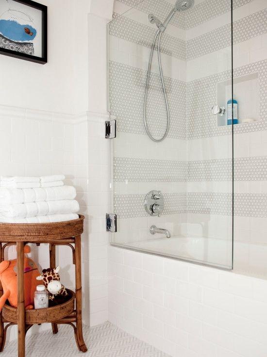 四居室美式风格浴室
