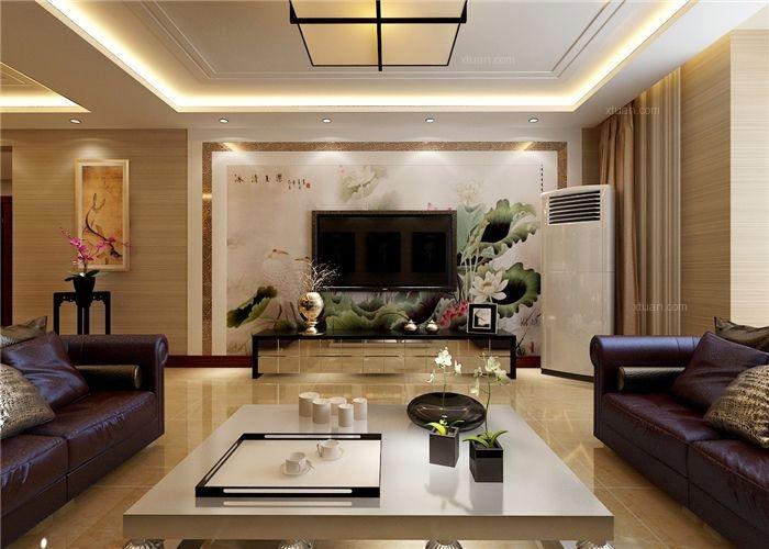 小户型现代风格客厅