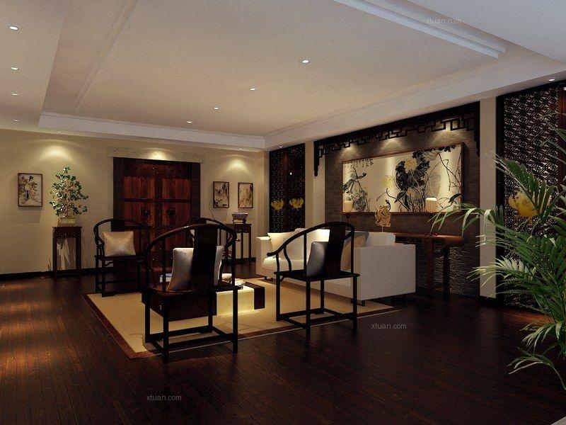 西山壹号院装修案例由尚层别墅装饰设计分享