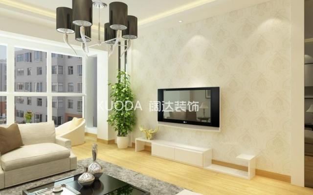 安宁丽景嘉园130平方米现代风格中户型8.6万元