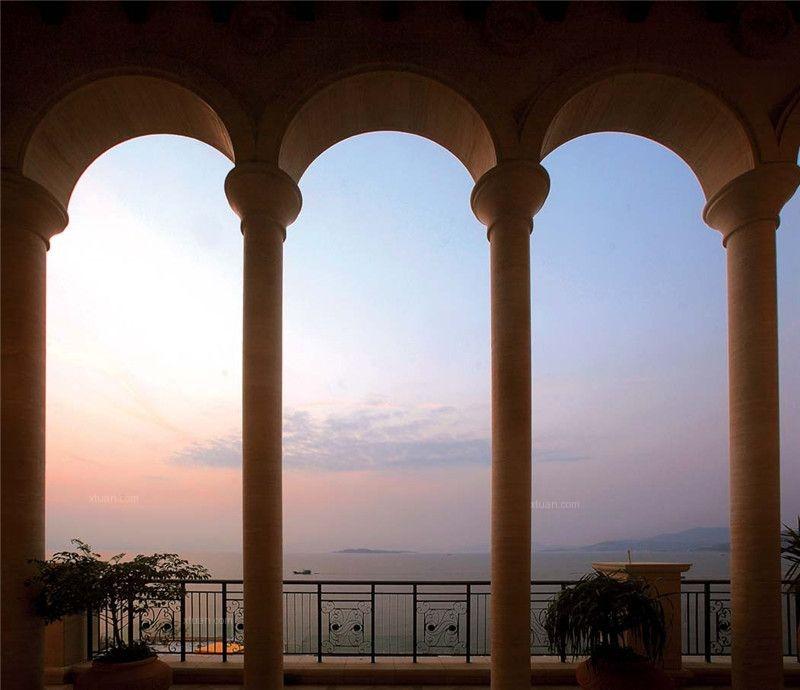三室两厅地中海风格休闲区