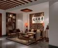 曲意悠扬的古典中式设计茶楼装修