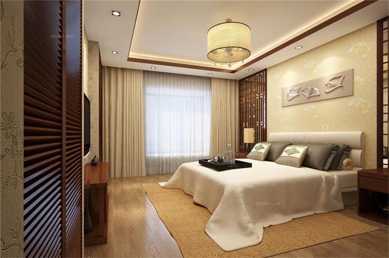 隽秀唯美中式风格别墅装修设计