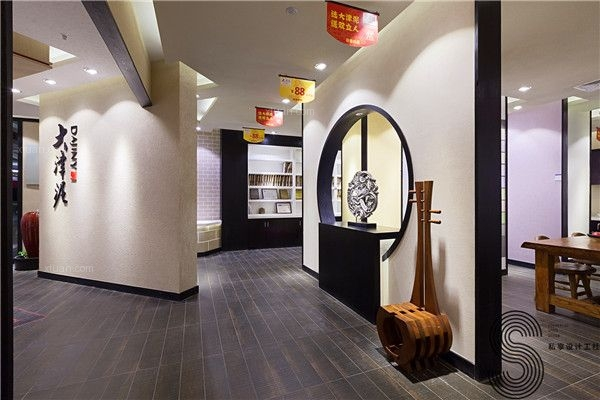 成都最具影响力商铺设计公司成都私享设计工社专业商铺设计公司
