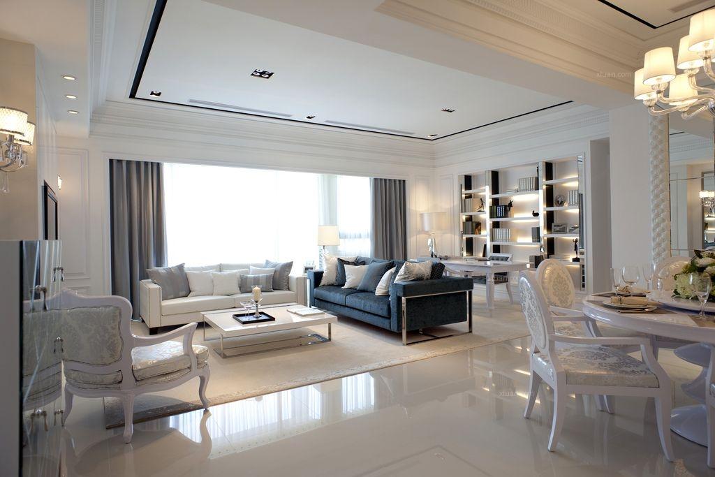 三室两厅简欧风格卧室图片
