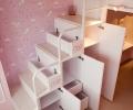 26平粉色公主房