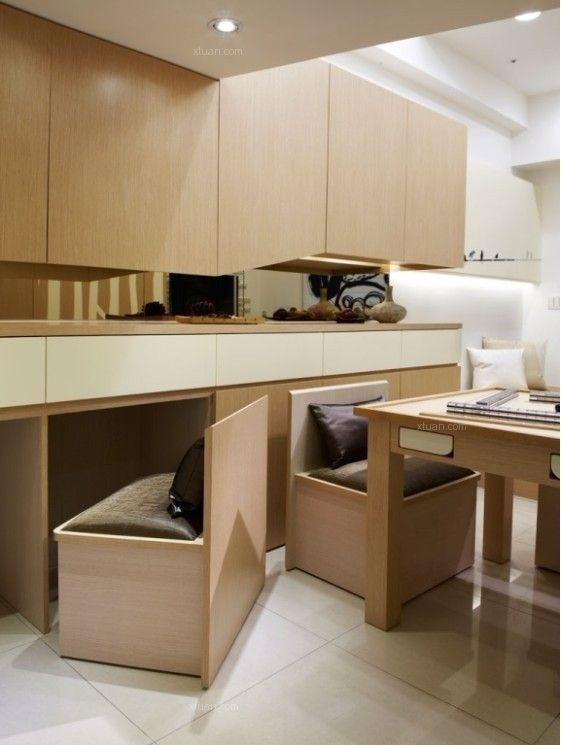 家居多功能家具设计
